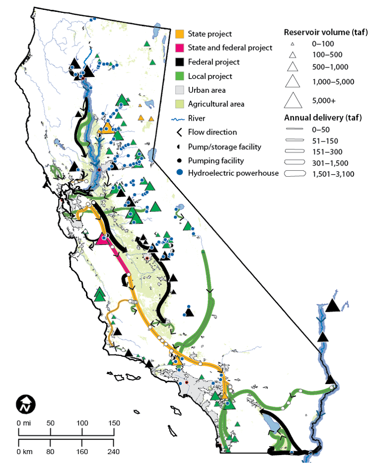 Some common questions on California water (Part I) | California WaterBlog